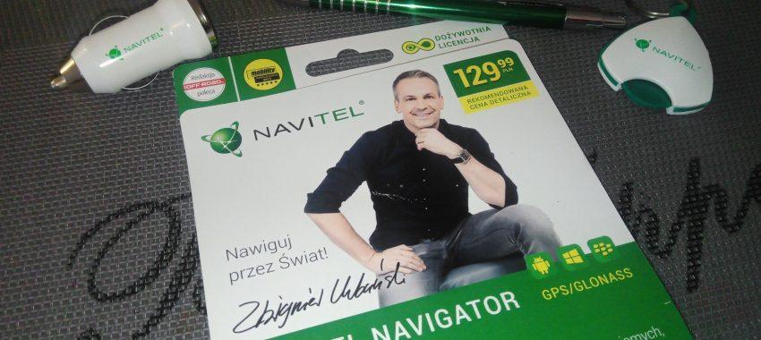 Navitel Navigator – test systemu nawigacyjnego z mapami europy
