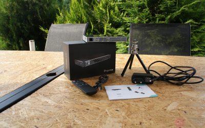 Kieszonkowy projektor, który może zaskoczyć! – Byintek MD322