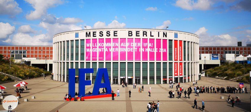 Największe w Europie targi elektroniki użytkowej już za nami . . . | IFA 2018 Berlin | Pełna fotorelacja