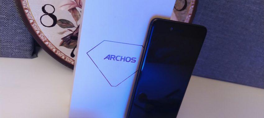 Stylowy smartfon prosto z Francji | ARCHOS DIAMOND ALPHA