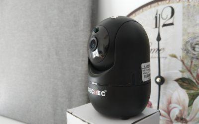 Domowa kamera ze śledzeniem ruchu | SECTEC Cloud WiFi Camera