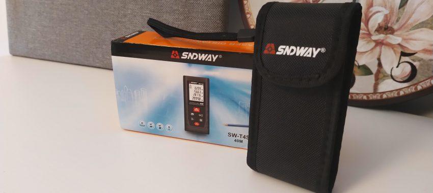 Laserowy dalmierz od SNDWAY | SNDWAY SW-T4S