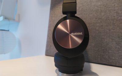 Eleganckie słuchawki od Audictus | Audictus Achiever