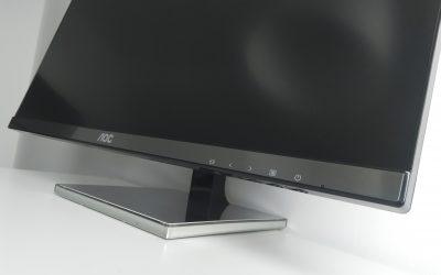 Monitor QHD w całkiem dobrej cenie | AOC Q2577PWQ