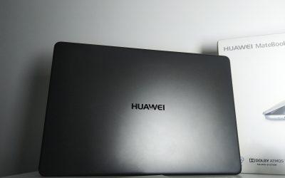 Laptop, a może jednak ultrabook? | HUAWEI MateBook D 15.6