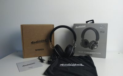 Słuchawki bezprzewodowe czy przewodowe? | AUDICTUS WINNER