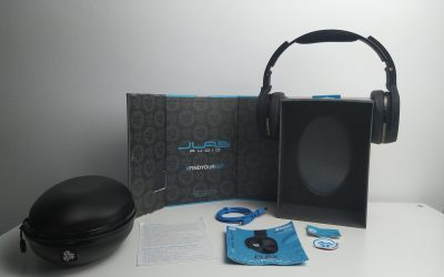 Audiofilskie słuchawki bezprzewodowe? | JLAB Flex BT