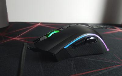 Idealny zestaw dla gracza w rozsądnej cenie! | Recenzja myszki Genesis Krypton 770 i podkładki Genesis Carbon 500 Maxi Flash