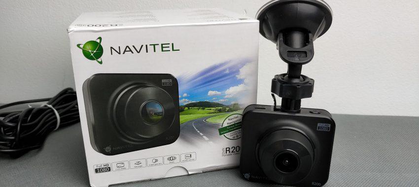 Kompaktowy wideorejestrator Full HD za 150zł | Navitel R200