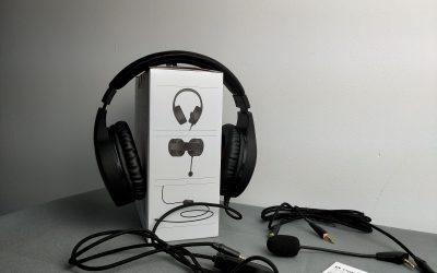 Słuchawki dla gracza… i nie tylko! | LIONCAST LX20