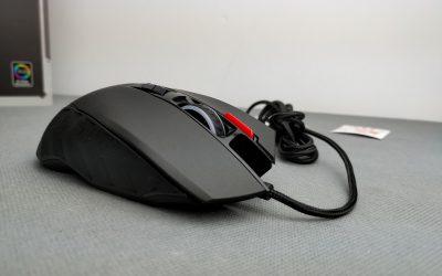 Prawdziwy gryzoń dla graczy | A4Tech Bloody J95 RGB