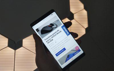 Super smartfon – potężny flagowiec | ARCHOS Diamond Omega
