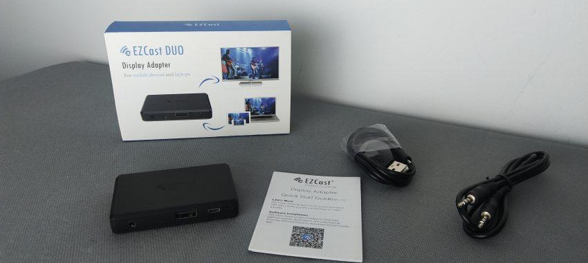 Adapter USB na HDMI VGA | EZCast DUO