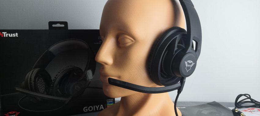 Otwarte słuchawki nauszne. Co oferują? | Trust GXT 333 GOIYA