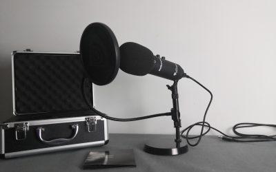 Mikrofon studyjny dla streamera | Genesis Radium 600