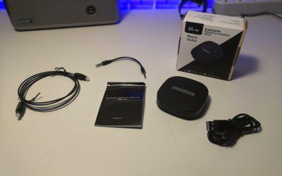 Transmiter nadajnik i odbiornik Bluetooth | Mozos MBL-HD