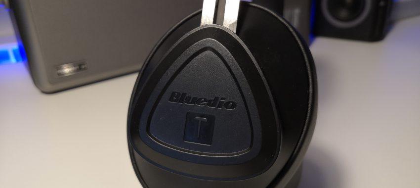 Tanie słuchawki bezprzewodowe z BT 5.0 i EQ   BLUEDIO TM Turbine Monitor