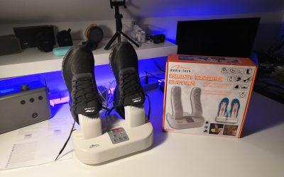 Suszarka z technologią dezynfekcji do butów i innej garderoby | Media-tech MULTI DRYER OZONE PRO MT6507