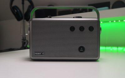 Cyfrowe radio DAB+, FM oraz Bluetooth   Ferguson Regent P1