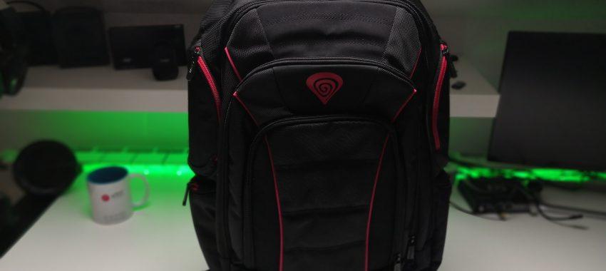 Genialny plecak z ogromną pojemnością | Prezentacja Genesis Pallad 500