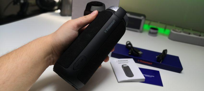 Bezprzewodowy głośnik stereo 360 stopni z niezłym bassem za 150zł | Tronsmart Element T6