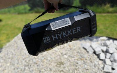 Głośnik bezprzewodowy Bluetooth z radiem FM w Biedronce | Hykker Craft